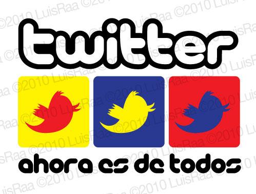 Diseño Twitter es de todos